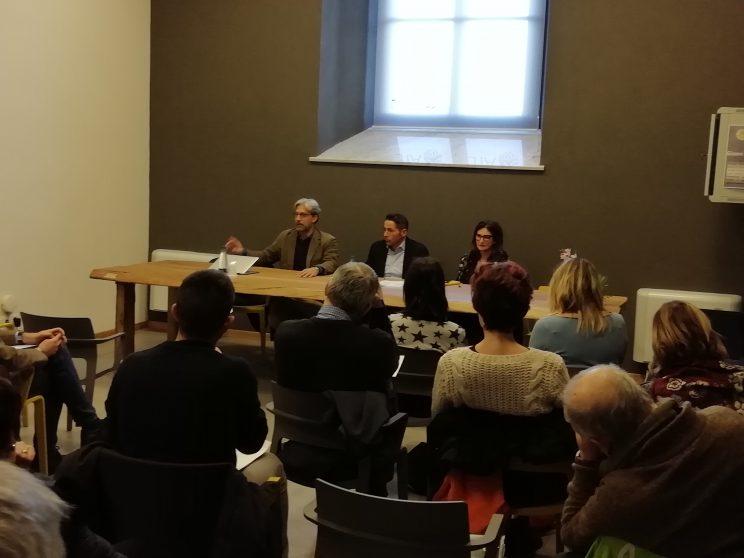 Incontro di presentazione presso l'ATL Cuneese alla presenza dei Sostenitori della Fondazione Artea.