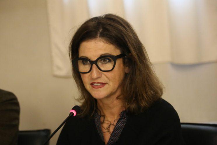 Michela Giuggia, vice presidente Fondazione Artea